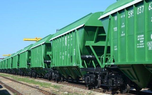 вагоны Укрзализныця