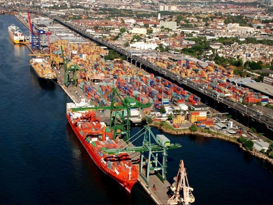 Бразилия порт