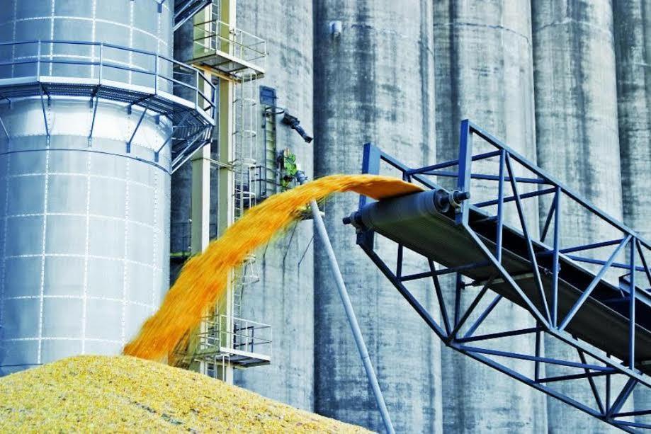 переработка зерновые