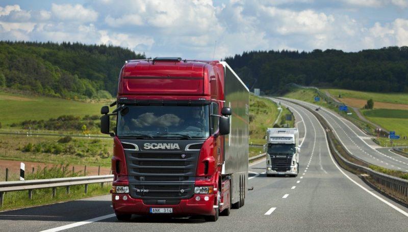 автомобильное грузовое сообщение