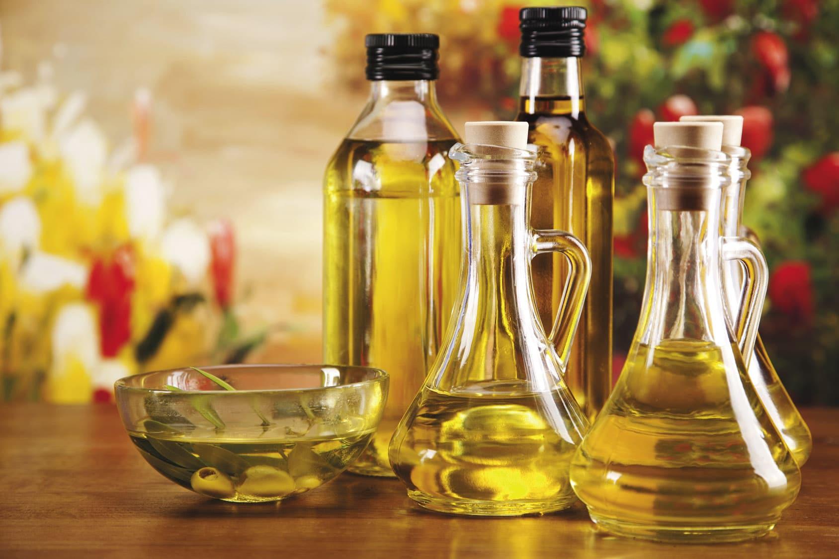 масло растительное масло