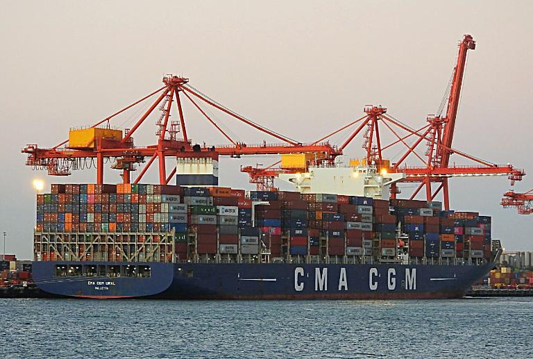 порт контейнерные перевозки