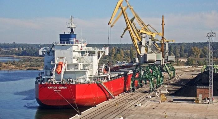 порт Ольвия экономика