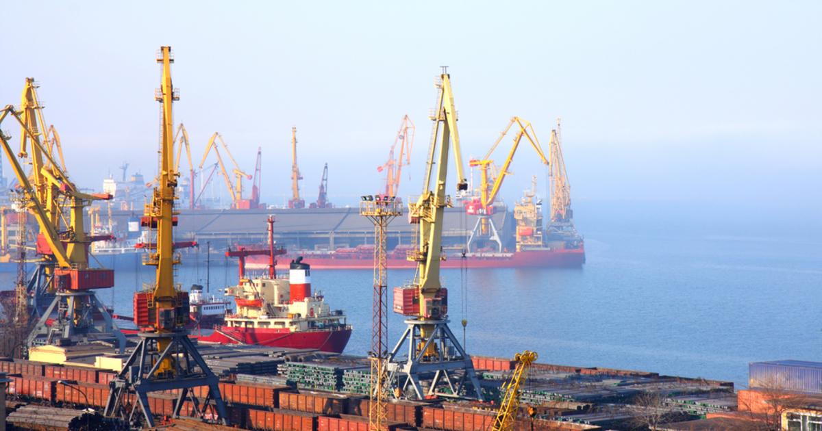 порт Ольвия