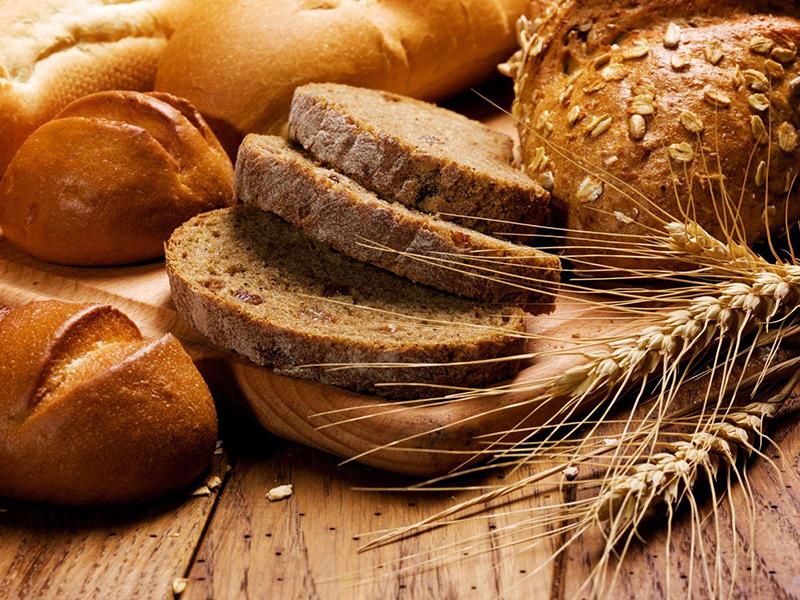 хлеб продукты