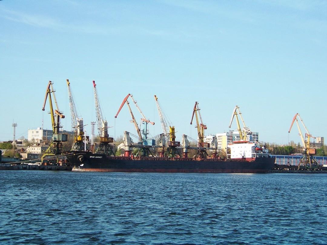 порт Херсон