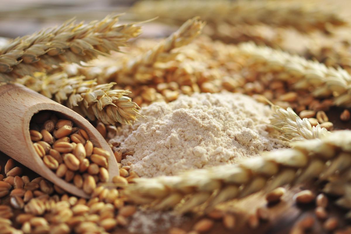мука flour зерно