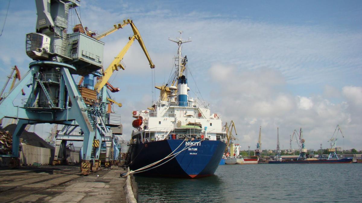 речной порт логистика