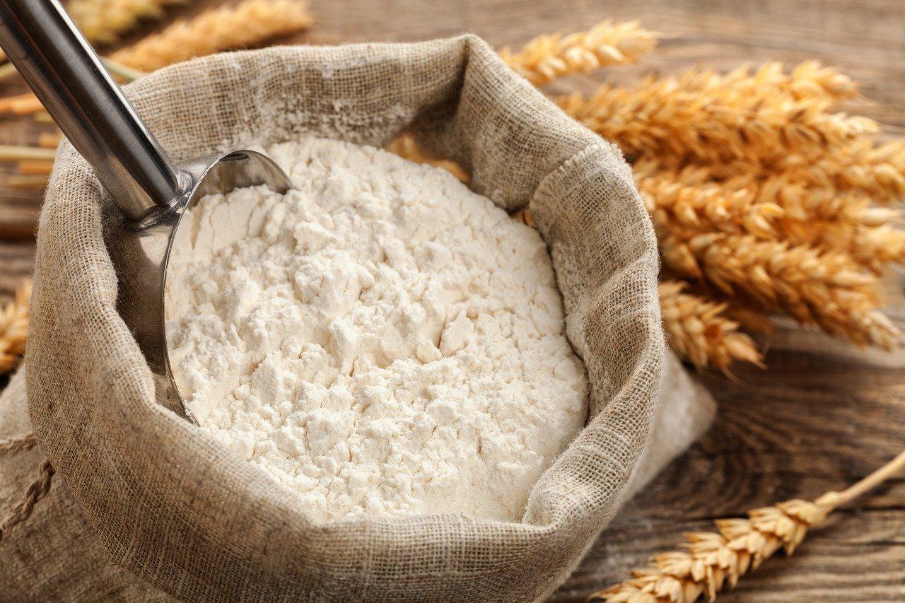 мука flour