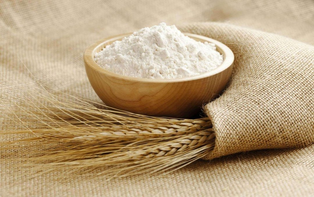 мука, flour